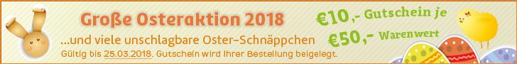 -- Große Osteraktion 2018 --